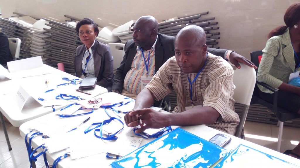 Health Systems Stakeholders Workshop in Warri, Delta State